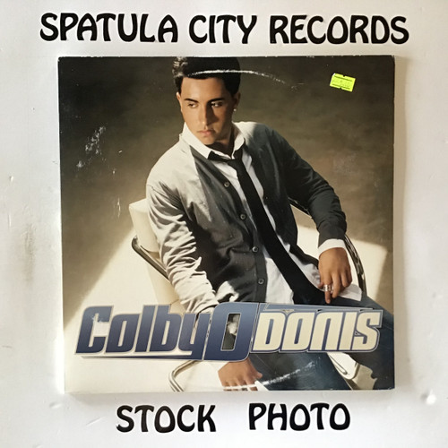 Colby O'Donis - Colby O'Donis - double vinyl record LP