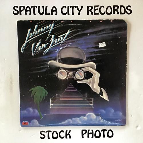 Johnny Van Zant Band - Round Two - vinyl record LP