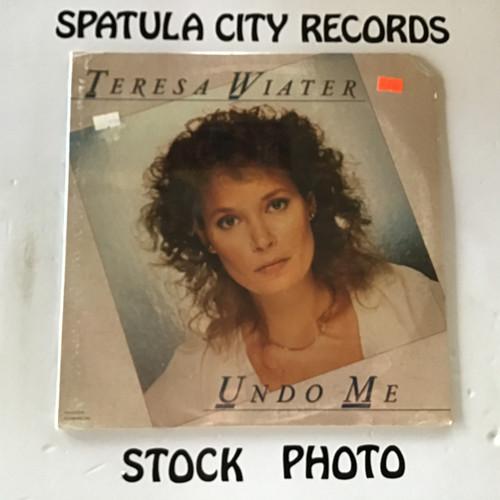 Teresa Wiater - Undo Me - SEALED - vinyl record LP