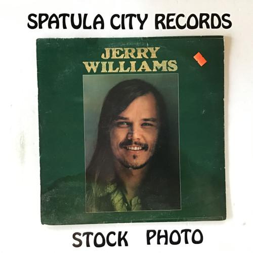 Jerry Williams - Jerry Williams - vinyl record LP
