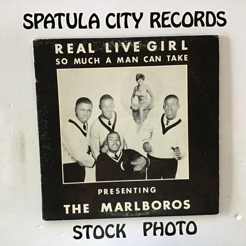 Marlboros, The - Real Live Girl - MONO - vinyl record LP