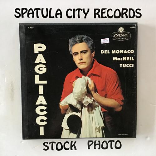 Leoncavallo - Pagliacci - IMPORT - double vinyl record LP
