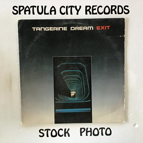 Tangerine Dream - Exit - vinyl record LP