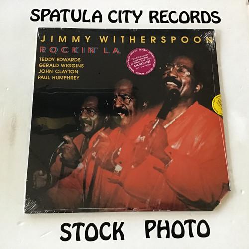 Jimmy Witherspoon - Rockin' LA - SEALED - vinyl record LP