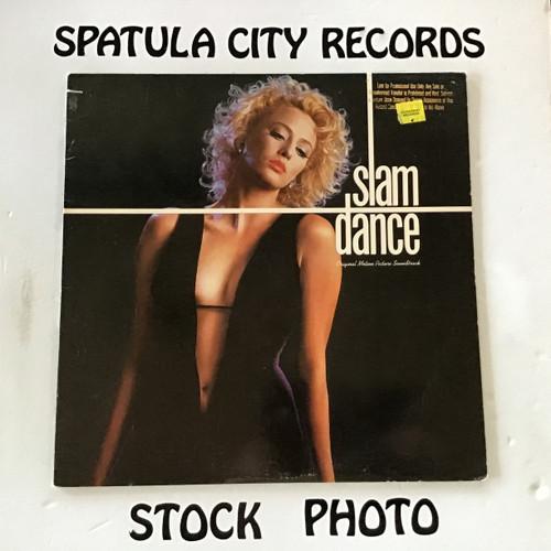 Mitchell Froom - Slam Dance - soundtrack - vinyl record LP