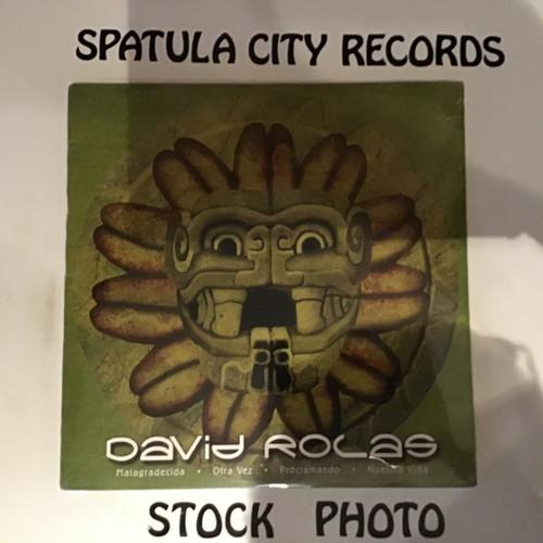 """David Rolas - Nuestra Vida - SEALED - 12"""" single  - vinyl record LP EP"""