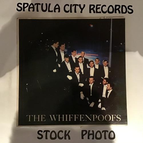 Whiffenpoofs of 1963 - autographed - vinyl record album LP