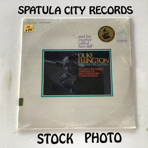 Duke Ellington and His Orchestra - ...And His Mother Called Him Bill - SEALED - vinyl record LP