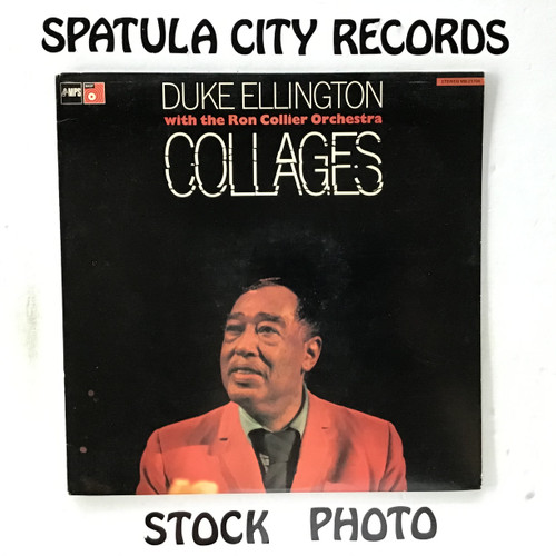 Duke Ellington with The Ron Collier Orchestra - Collages - vinyl record LP