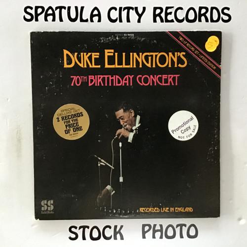 Duke Ellington - Duke Ellington's 70th Birthday Concert - double vinyl record LP