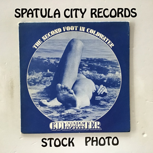 A Foot in Coldwater - The Second Foot In Coldwater - IMPORT - vinyl record LP