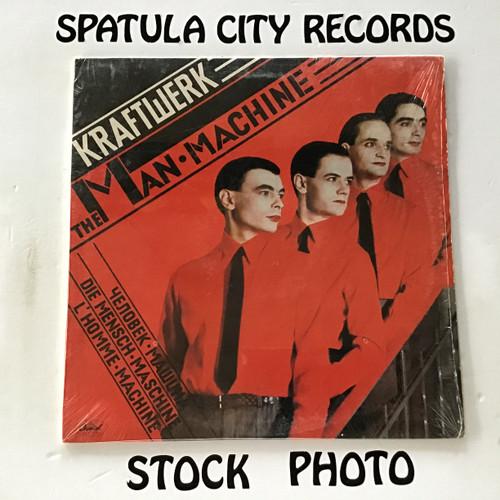 Kraftwerk - The Man-Machine - vinyl record LP