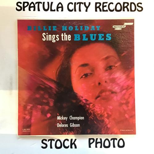 Billie Holiday - Billie Holiday sings the Blues - vinyl record album LP