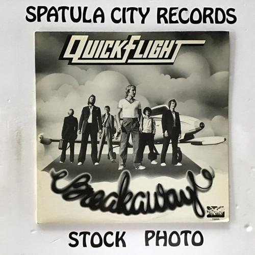 Quickflight - Breakaway - IMPORT - vinyl record LP
