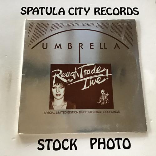 Rough Trade - Rough Trade Live! - vinyl record LP