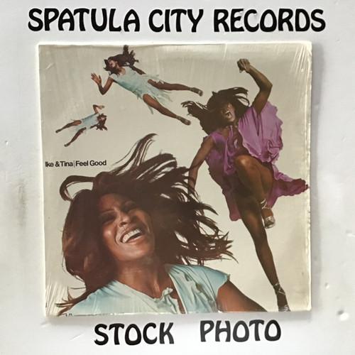 Ike and Tina Turner - Feel Good - vinyl record LP