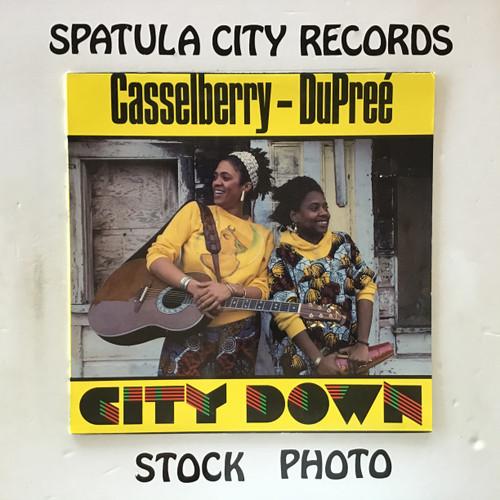 Casselberry-DuPree - City Down - vinyl record LP