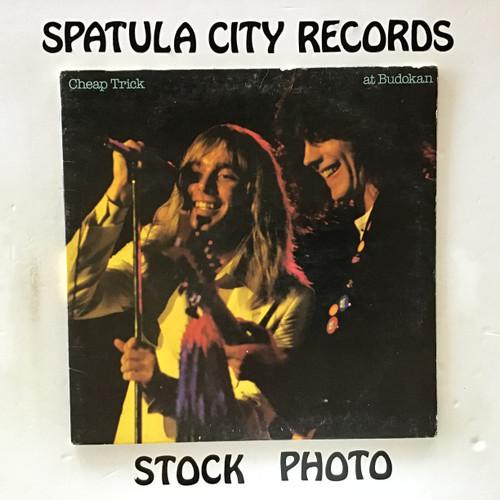 Cheap Trick - Cheap Trick at Budokan - vinyl record LP