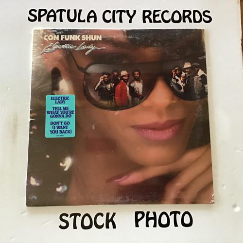 Con Funk Shun - Electric Lady - SEALED - vinyl record LP