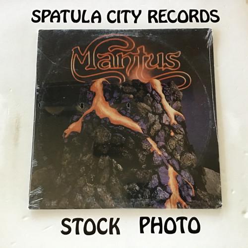 Mantus - Mantus - SEALED - vinyl record LP