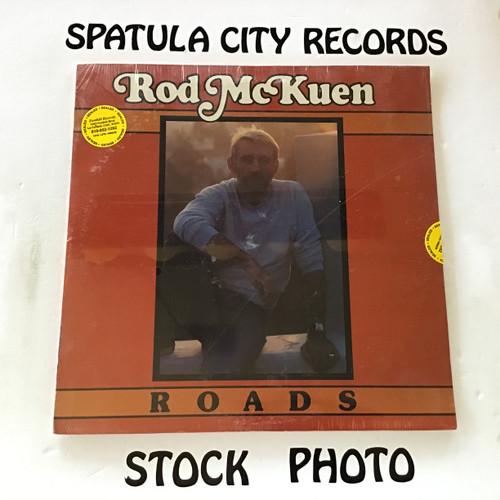 Rod McKuen - Roads - SEALED - vinyl record LP