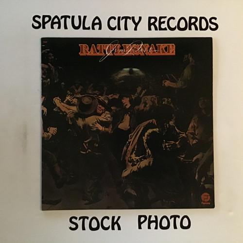 Jim Post - Rattlesnake - PROMO - vinyl record LP