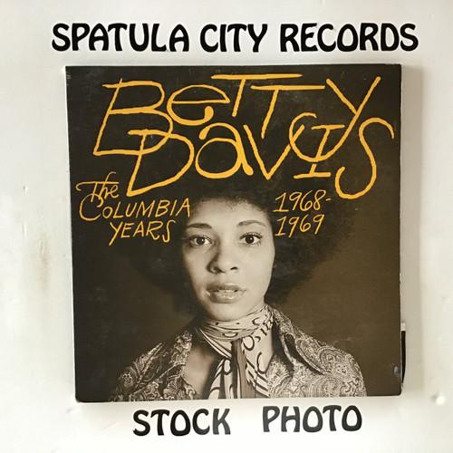 Betty Davis - The Columbia Years 1968 - 1969 - vinyl record LP