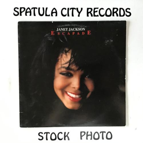Janet Jackson - Escapade - vinyl record LP