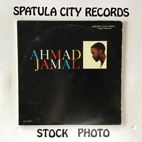 Ahmad Jamal Trio, The - Volume IV - MONO - vinyl record LP