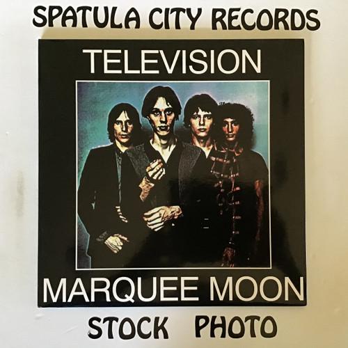 Television - Marquee Moon - 180g Reissue-  vinyl record album LP