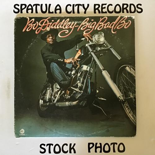 Bo Diddley - Big Bad Bo - vinyl record album LP