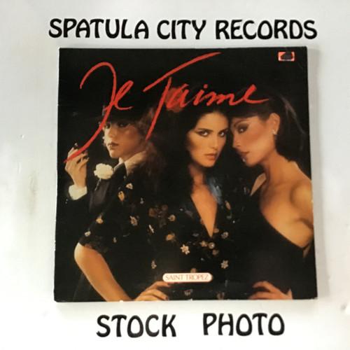 Saint Tropez - Je T'Aime - vinyl record LP