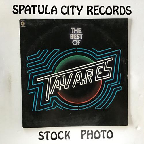 Tavares - The Best of Tavares - vinyl record LP