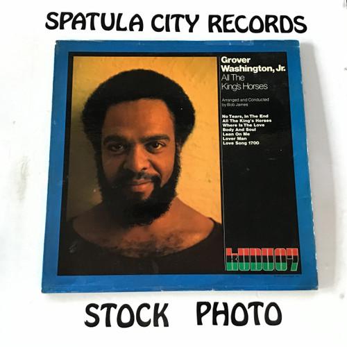 Grover Washington Jr. - All The King's Horses - vinyl record LP