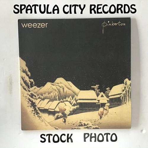 Weezer - Pinkerton - IMPORT - vinyl record LP
