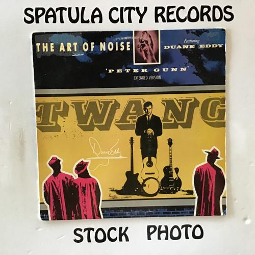 Art of Noise, The featuring Duane Eddy - Peter Gunn - vinyl record LP