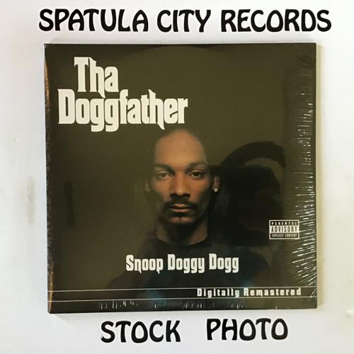 Snoop Doggy Dogg - Tha Doggfather - Sealed 2001 remaster - double vinyl record album LP