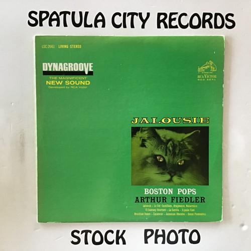 Boston Pops, Arthur Fiedler - Jalousie - vinyl record LP