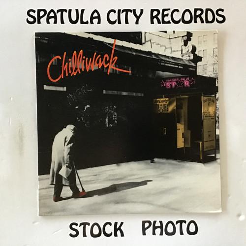 Chilliwack - Wanna Be a Star - vinyl record LP
