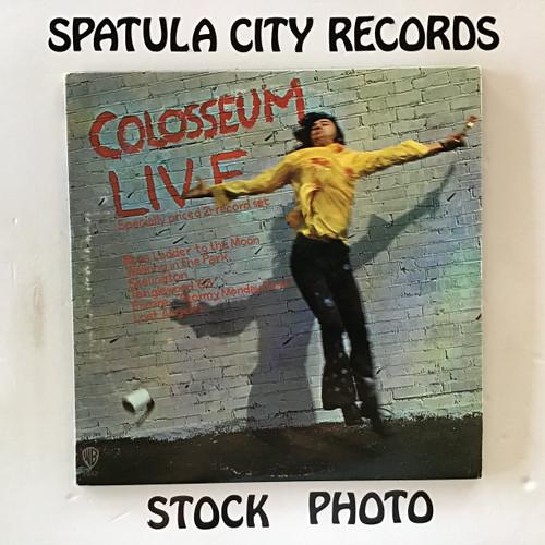 Colosseum - Colosseum Live - PROMO - double vinyl record LP