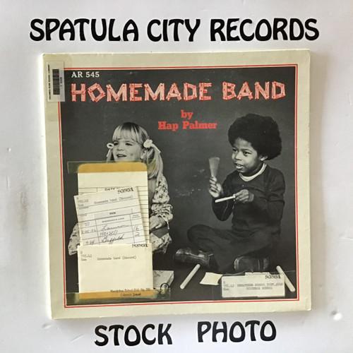 Hap Palmer - Homemade Band - vinyl record LP
