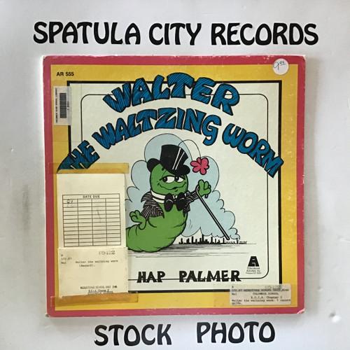 Hap Palmer - Walter the Waltzing Worm - vinyl record LP