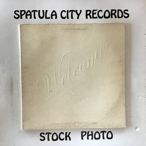 Santana - Welcome - vinyl record LP