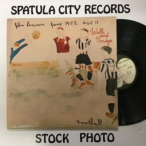 John Lennon - Walls and Bridges vinyl record LP