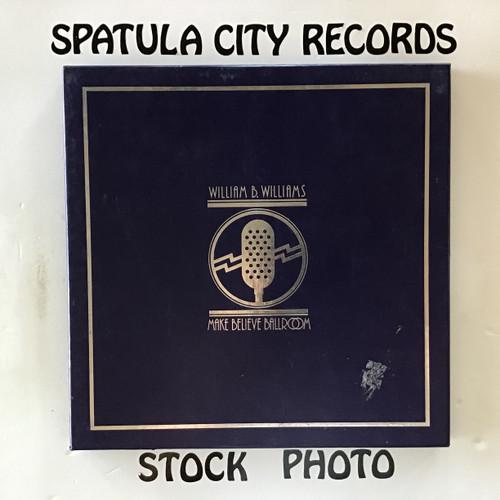 William B. Williams - Make Believe Ballroom Vol. 5 - 4x vinyl record LP