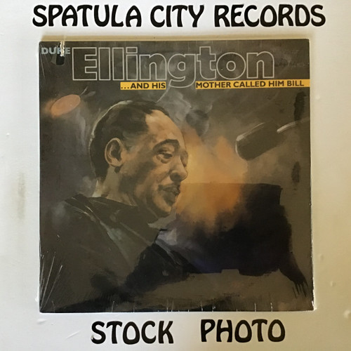 Duke Ellington ...And His Mother Called Him Bill - SEALED - vinyl record LP