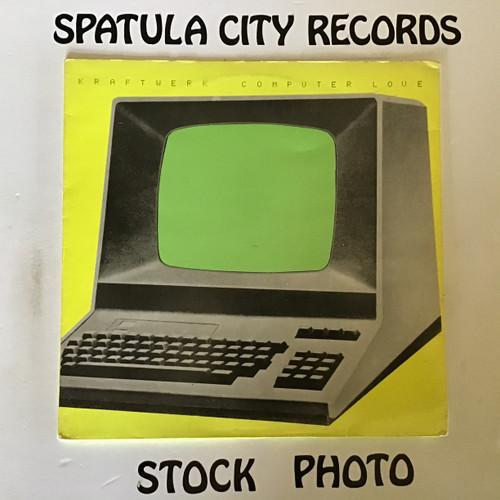 Krafkwerk - Computer Love  - IMPORT - vinyl record album LP