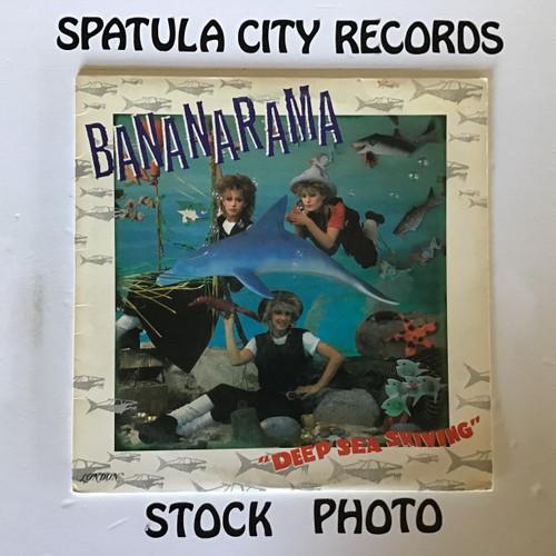 Bananarama - Deep Sea Skiving - vinyl record album LP