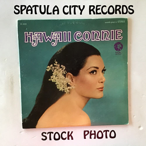 Connie Francis - Hawaii Connie - vinyl record LP