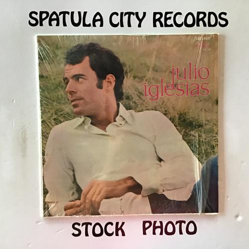 Julio Iglesias - Julio Iglesias - IMPORT - vinyl record LP